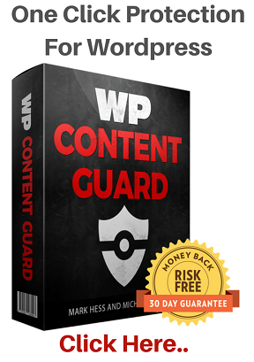 WP Content Guard logo